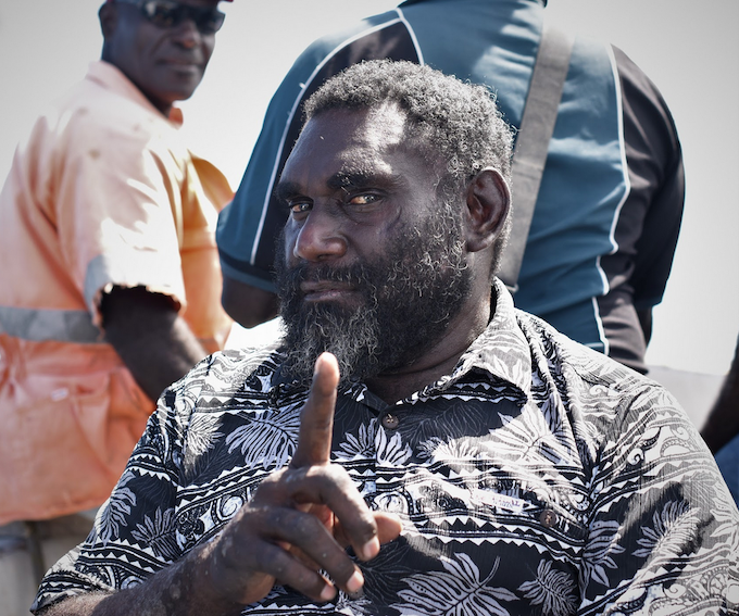 Former BRA leader Toroama increases his Bougainville poll lead over rivals