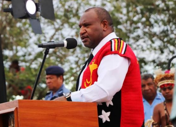 Marape urges PNG citizens to work together for 'better nation'