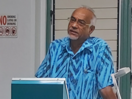Professor Vijay Naidu