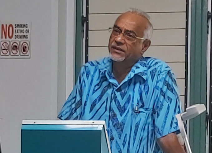 Fiji academic calls for more action to reverse Suva foreshore pollution
