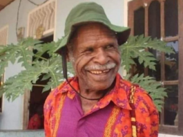 Pastor Yeremia Zanambani