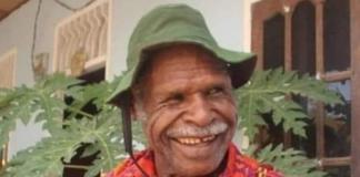 Rev Yeremia Zanambani