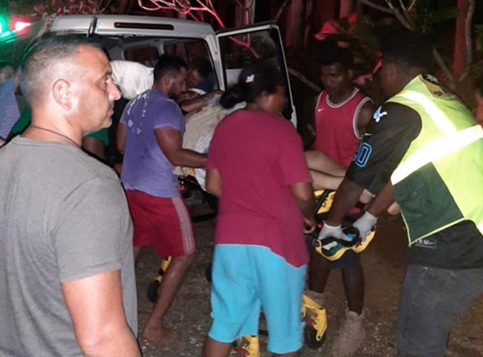 Ordnance blast kills two foreign aid workers in Solomon Islands
