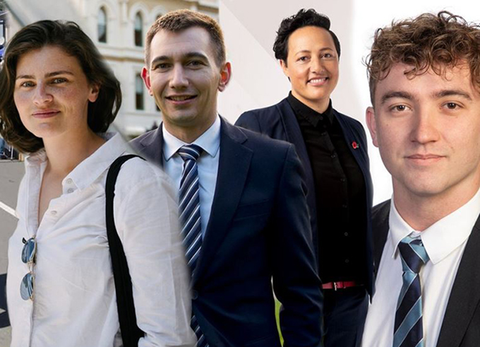 Politicians try to woo young voters in fiery NZ election debate