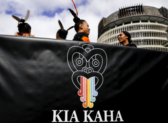 One million New Zealanders celebrate te reo Māori at the same time