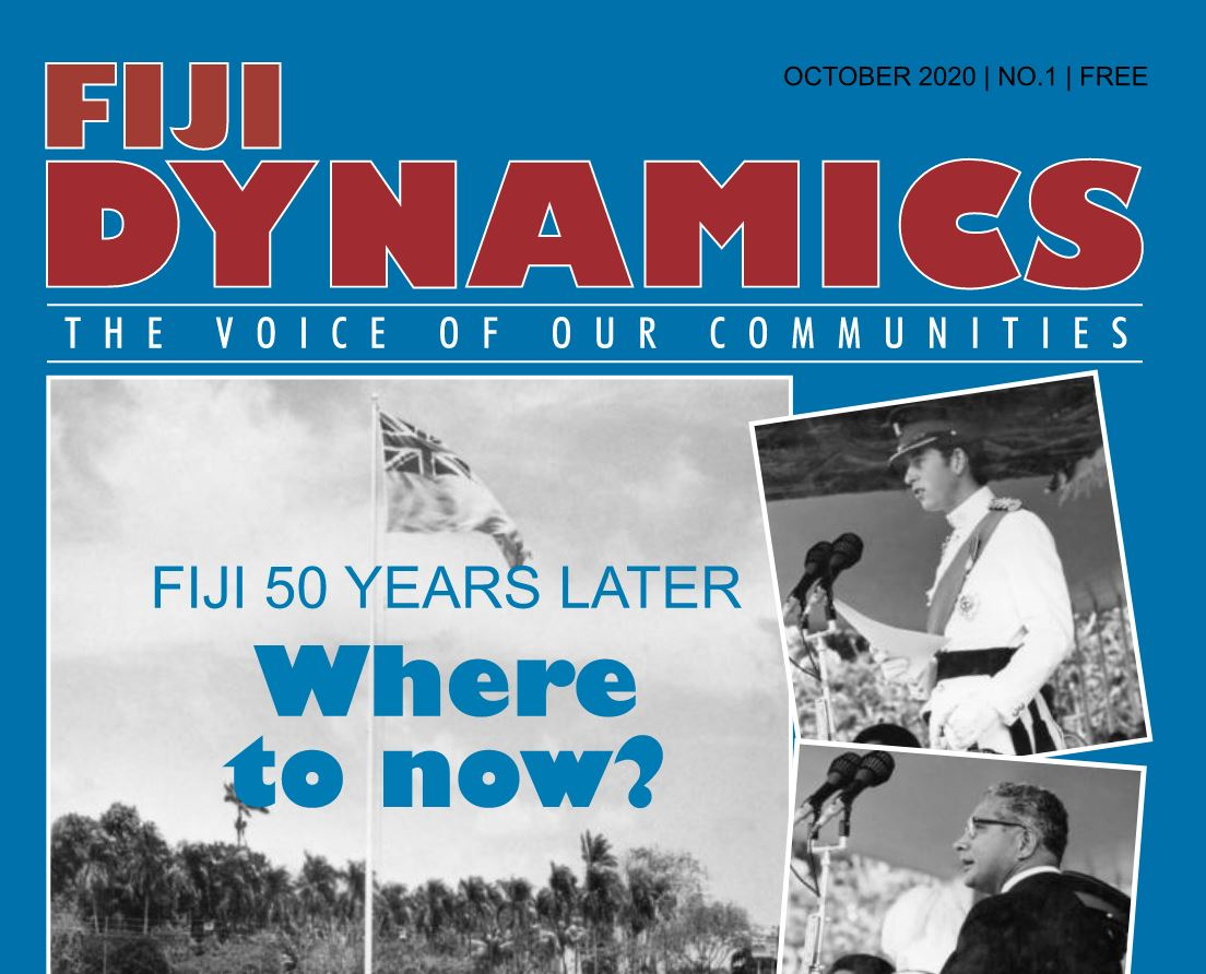 Fiji Day – birth of a magazine and reflections for the past 50 years