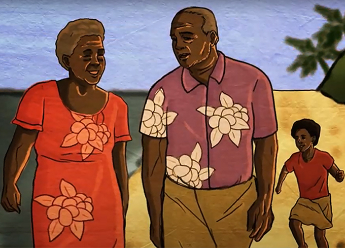 Fijian Language Week – critical for NZ Pacific grandparents to be looked after