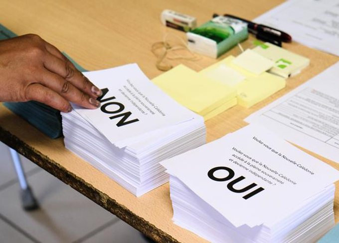 Opponents scramble to avoid New Caledonia's third referendum