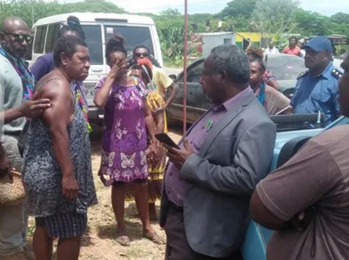 Port Moresby evicts 400 squatters to make way for new capital highway