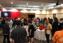 Taiwan Day event in Suva