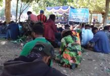 ULMWP rally at Port Numbayy