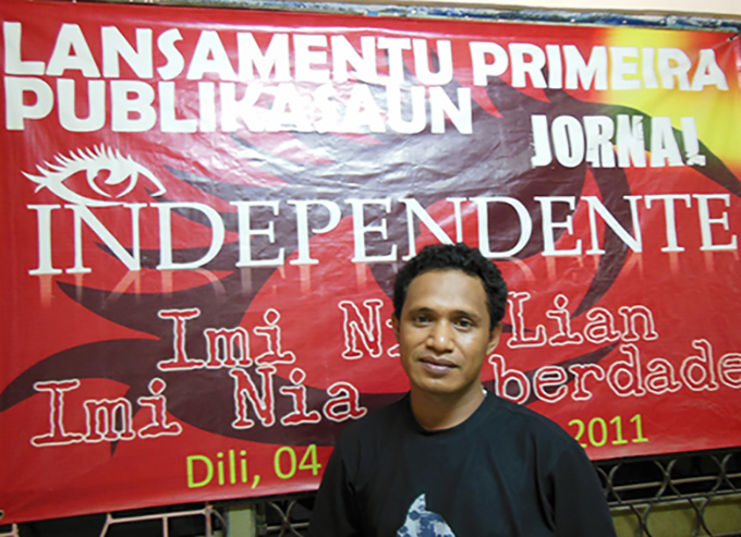 Jornal Independente wins annual 'best media' award in Timor-Leste