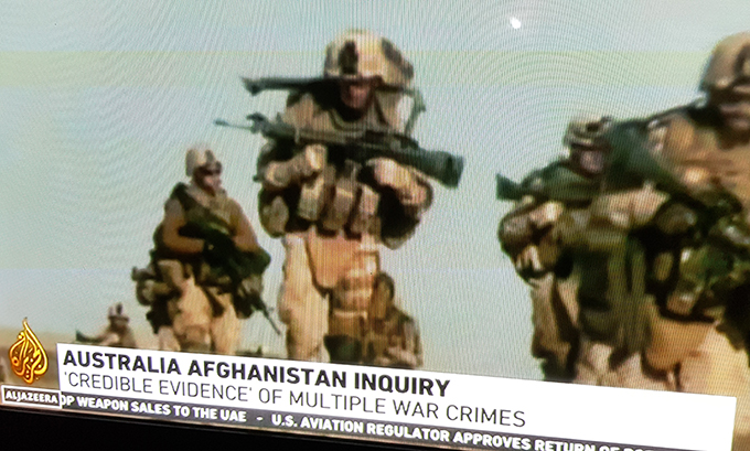 Australian Afghan war crimes inquiry