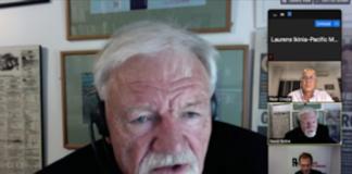 PMC's Professor David Robie