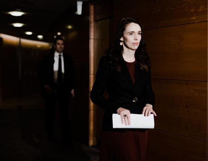 NZ's Ardern seeks Biden leadership on climate change, global issues