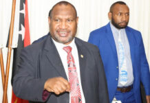 PM James Marape