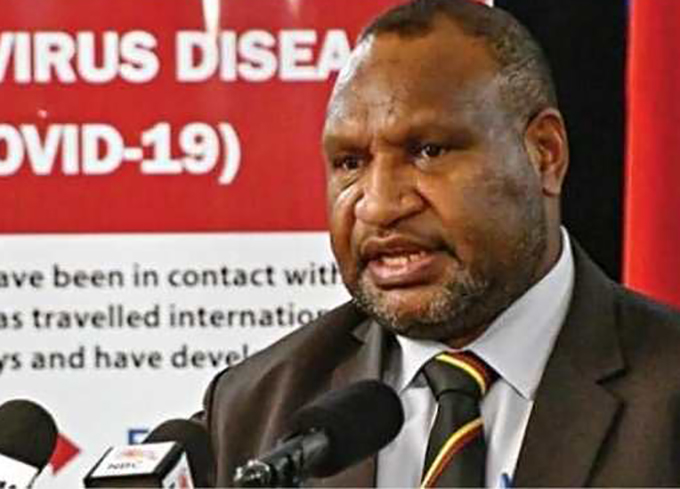 PM Marape brands plotter as 'political scumbag' in PNG upheaval