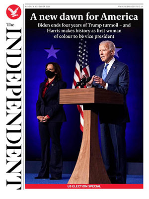 "The Independent ""New Dawn"""