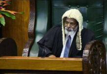 PNG Speaker Job Pomat