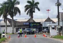 Port Vila airport