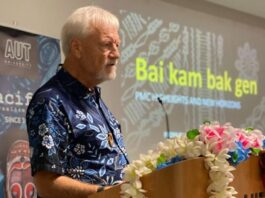 Professor David Robie