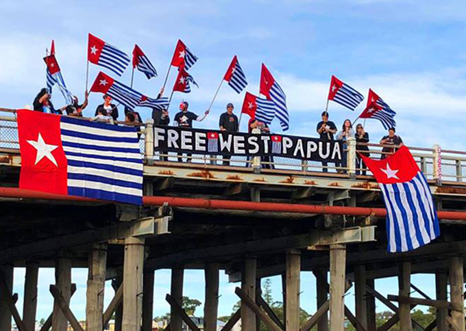 West Papuan leaders declare first steps for world's first 'green state'