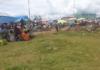 Kerema open air market