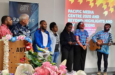 West Papuan singers