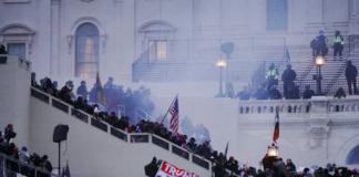 US Capitol insurrection