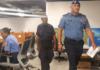 Police Commisioner David Manning