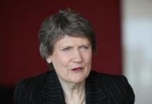 Helen Clark 2021