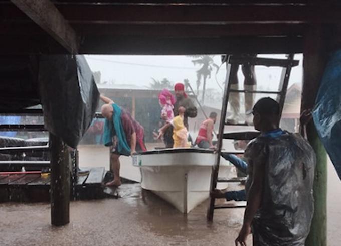 Nacula village rescue