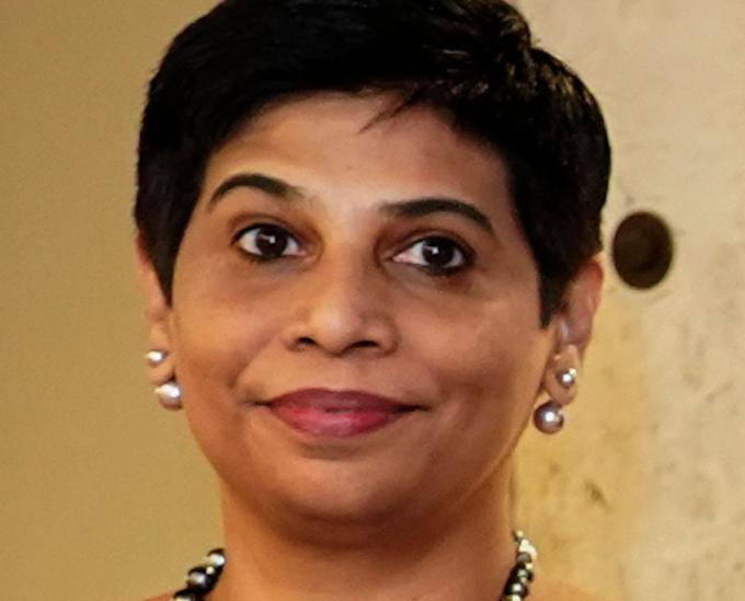 Fiji's Nazhat Shameem