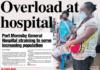 Overloaded POM hospital
