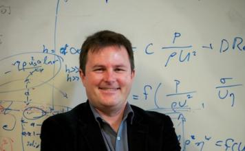 Professor Shaun Hendy