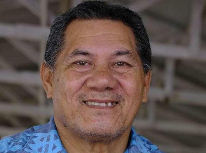 Tuvalu PM Kausea Natano
