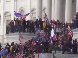 """Chaos in Washington"""
