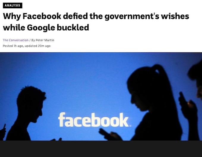 Facebook ABC screenshot
