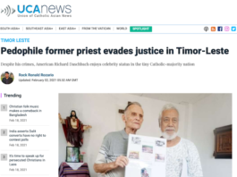 UCA News screenshot