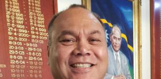 Lionel Aingimea