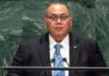 USP Chancellor Lionel Aingimea