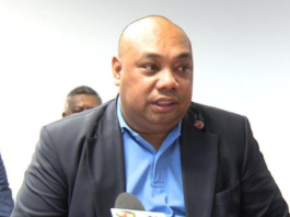 PNG Health Minister Jelta Wong