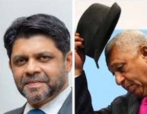 Fiji leaders