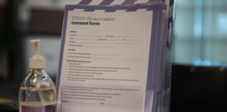 NZ covid consent form