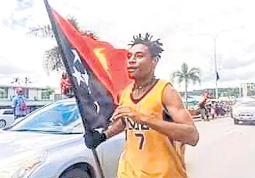 Edward Kaile PNG