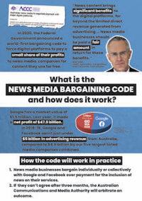 Media bargaining code