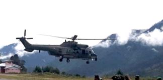 Indonesian troops for Intan Jaya