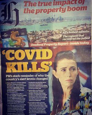 NZ Herald 010321