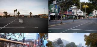 NZ lockdown anniversary montage