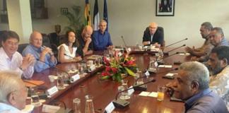 New Caledonia territorial government